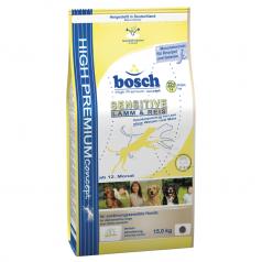 Bosch Sensitive jagnięcina i ryż
