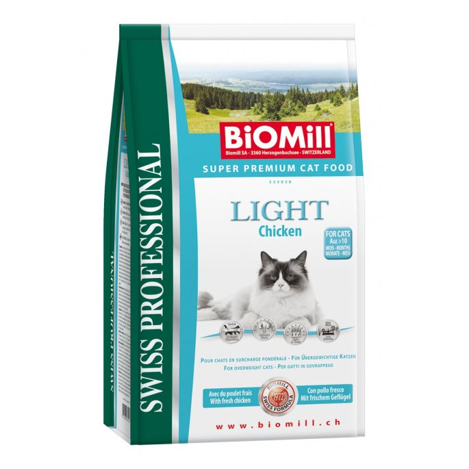 BiOMill Swiss Professional LIGHT Chicken & Rice