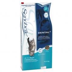 Sanabelle Dental dla dorosłych kotów karma czyszcząca zęby