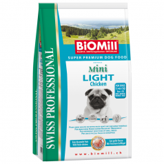 BiOMill Swiss Professional Mini Light