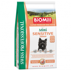 BiOMill Swiss Professional Mini Sensitive (Salmon & Rice)