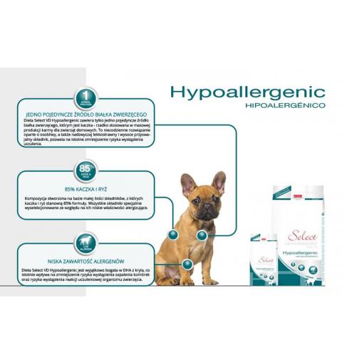 PICART Select Veterinary Diets Hypoallergenic