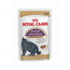 Royal Canin British Shorthair Adult Wet