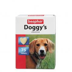 BEAPHAR Doggy's przysmak z zawartością biotyny