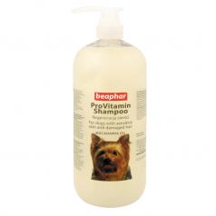 BEAPHAR szampon dla psów z olejkiem makadamia regeneracja sierści
