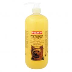BEAPHAR szampon dla psów z aloesem dla sierści jasnej do ciemnobrązowej