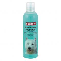 BEAPHAR szampon dla psów z aloesem dla sierści białej