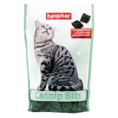 BEAPHAR CATNIP BITS przysmak z kocimiętką dla kotów