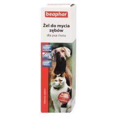 BEAPHAR Żel do mycia zębów dla psa i kota