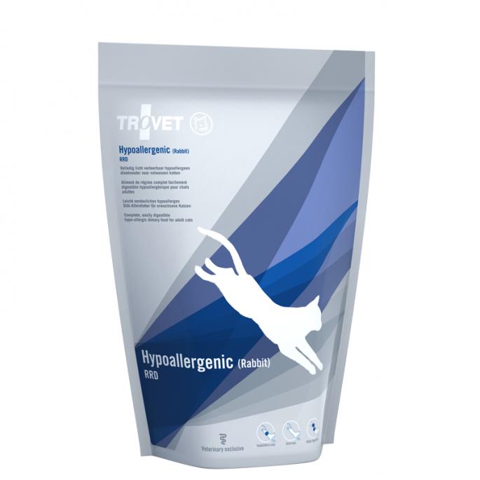 TROVET RRD Hypoallergenic (Rabbit) 500g