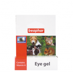 BEAPHAR EYE GEL żel do oczu z witaminą A