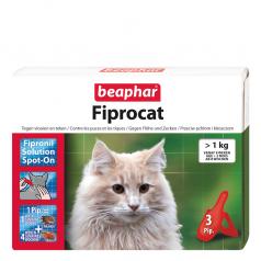 BEAPHAR FIPROtec dla kotów