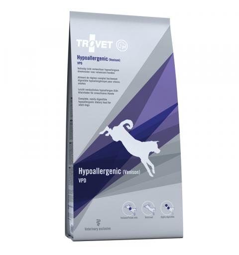 TROVET VPD Hypoallergenic (Venison)