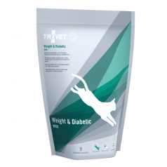 TROVET WRD Weight & Diabetic 500g