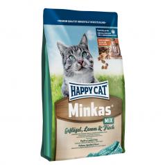 Sucha karma Happy Cat MINKAS MIX