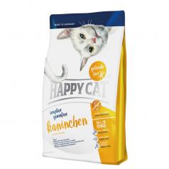 Sucha karma Happy Cat Sensitive Grainfree Kaninchen Królik