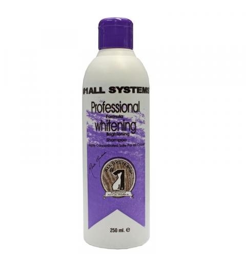 1 All Systems Professional Formula Whitening szampon na przebarwienia