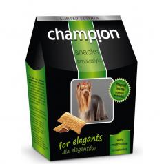 Laboratorium Dermapharm Champion smakołyki dla elegantów