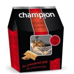 Laboratorium Dermapharm Champion smakołyki dla pieszczochów