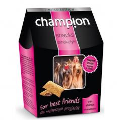 Laboratorium Dermapharm Champion smakołyki dla przyjaciół