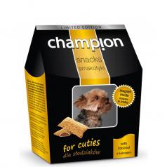Laboratorium Dermapharm Champion smakołyki dla słodziaków