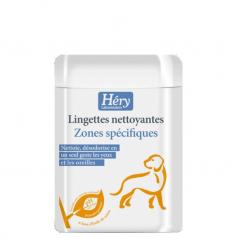 Jean Pierre Hery Chusteczki do higieny sierści