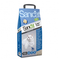 Sanicat Professional żwirek zbrylający Oxygen Power