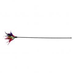 Trixie zabawka z piórami dla kota