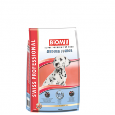 BiOMill Swiss Professional Medium Junior Fish & Chicken