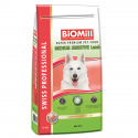 BiOMill Swiss Professional Medium Sensitive (Lamb & Rice)