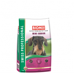 BiOMill Swiss Professional Mini Senior (Chicken & Rice)