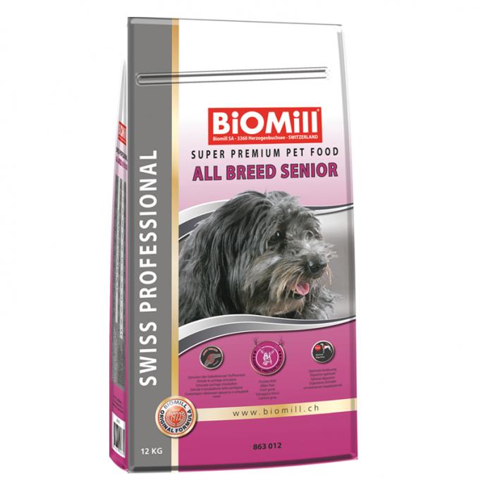 BiOMill Swiss Professional All Breed Senior