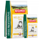 BiOMill Swiss Professional SELECTIVE Chicken & Rice 10kg + 3kg