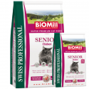 BiOMill Swiss Professional SENIOR Chicken & Rice 10kg + 3kg