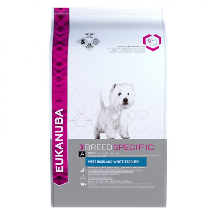 Eukanuba Breed Specific Highland White Terrier