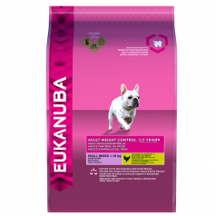 Eukanuba Adult Weight Control Small Breeds
