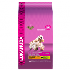 Eukanuba Adult Weight Control Medium Breeds