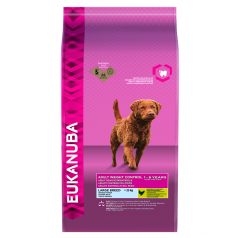Eukanuba Adult Weight Control Large Breeds