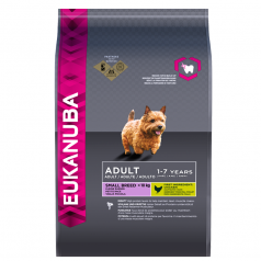 Eukanuba Adult Small Breeds