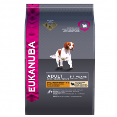 Eukanuba Adult Small & Medium Breeds Lamb
