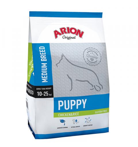 Arion Original Puppy Medium Chicken & Rice