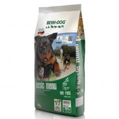Bewi Dog Basic Menu
