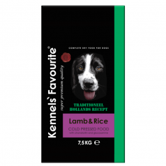 Kennels' Favourite Salmon & Rice Cold Pressed