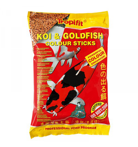 Tropical Koi&Goldfish Colour Sticks