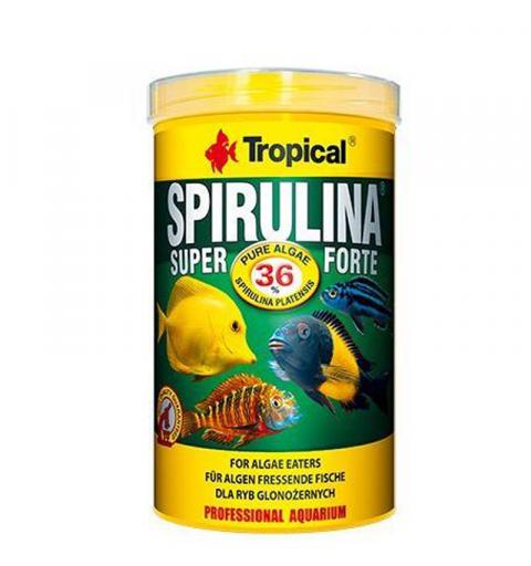 Tropical Super Spirulina Forte Chips