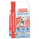Zestaw BiOMill Swiss Professional Medium Junior Fish & Chicken + ciastka + pojemnik