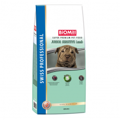 BiOMill Swiss Professional Junior Sensitive Lamb