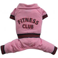 DoggyDolly dres fitness club