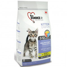 1st Choice Growth Chicken Formula Kitten