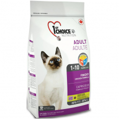1st Choice Cat Finicky Chicken Formula